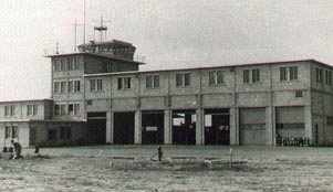 Control tower/firehouse